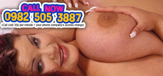 Big Tits Phone Sex Chat